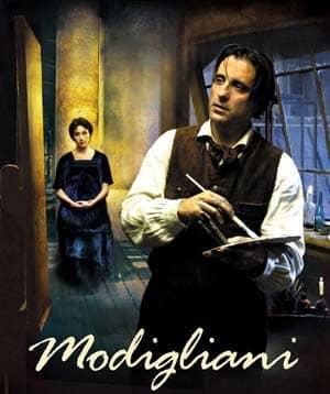 فیلم مودیلیانی