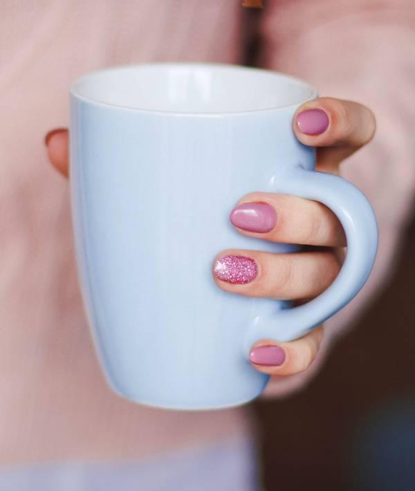 از بین بردن لکه چای